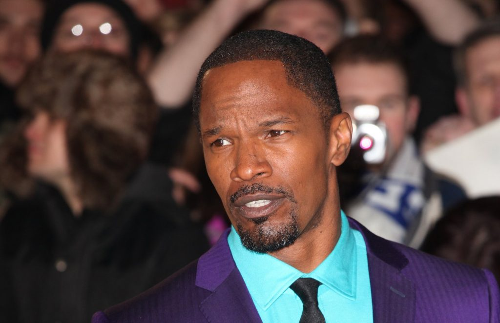 Actor Jamie Foxx Promotes Crypto Exchange ICO