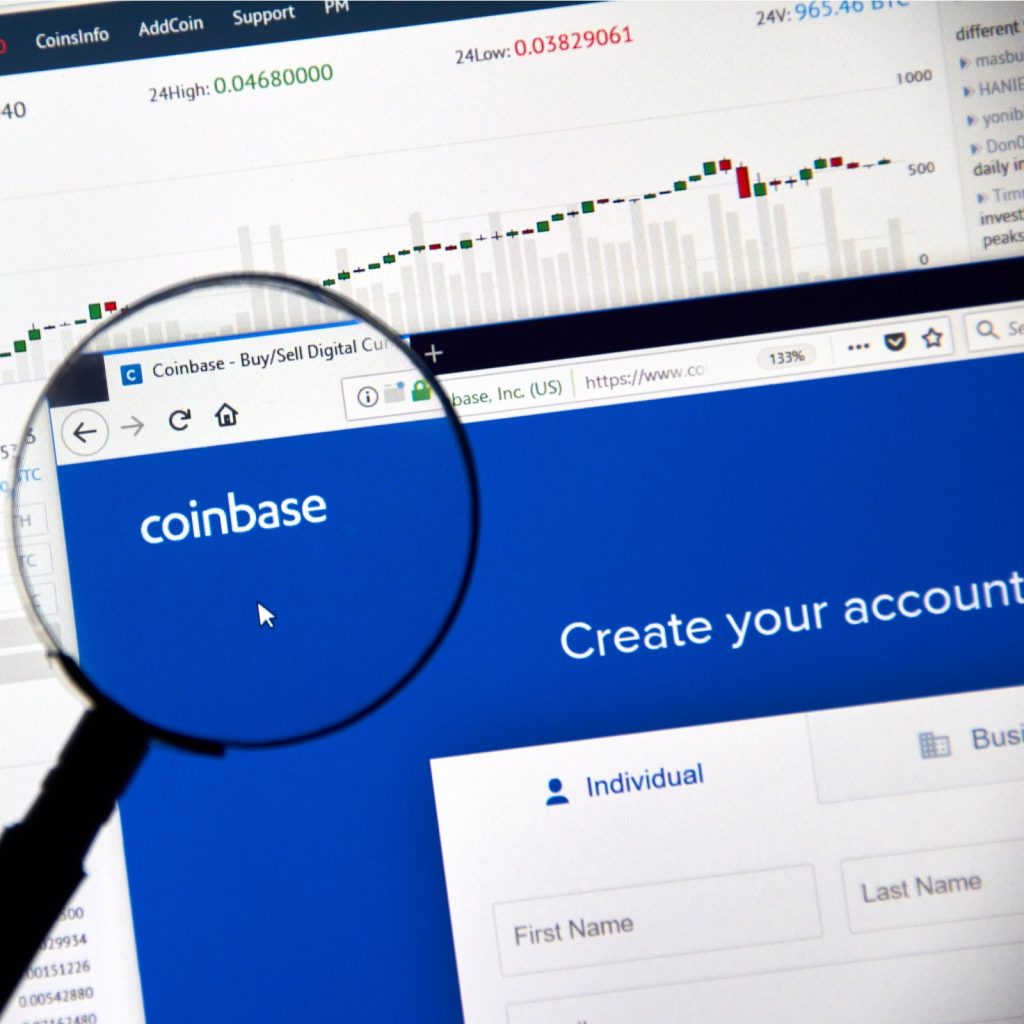 ERC20 Tokens Surge Ahead of New Coinbase Listings