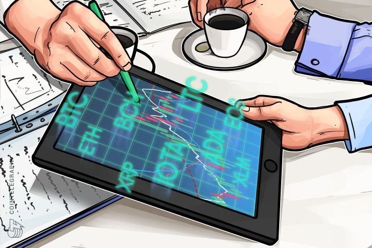 Bitcoin, Ethereum, Ripple, Bitcoin Cash, EOS, Litecoin, Cardano, Stellar, IOTA: Price Analysis, June 04