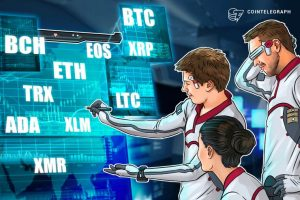 Bitcoin, Ethereum, Ripple, Bitcoin Cash, EOS, Stellar, Litecoin, Cardano, Monero, TRON: Price Analysis, October 17