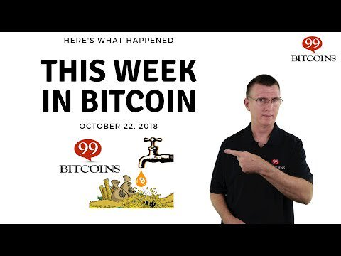 Bitcoin News October 2018