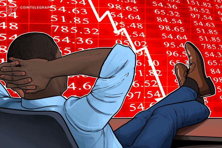 Crypto Markets See Slight Decline on The Day, Bitcoin Cash Makes Minor Gains