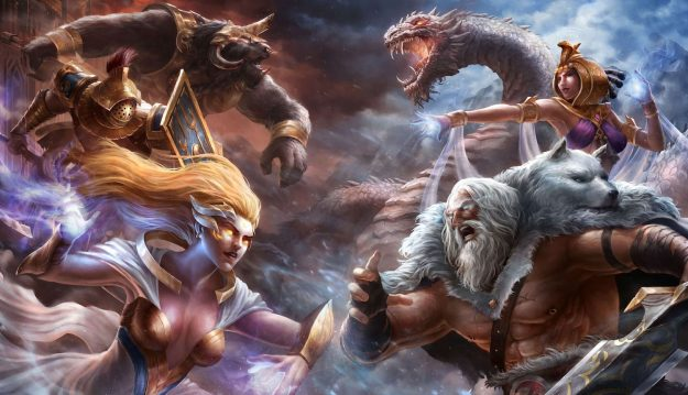 Coinbase-Backed 'Gods Unchained' Releases Gameplay Trailer