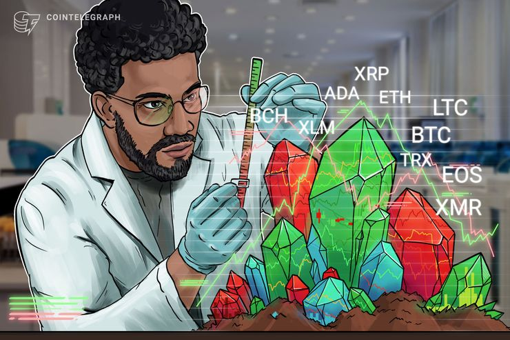 Bitcoin, Ripple, Ethereum, Bitcoin Cash, Stellar, EOS, Litecoin, Cardano, Monero, TRON: Price Analysis, December 1