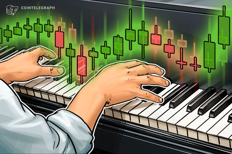 Crypto Markets Attempt to Stem Recent Losses, Some Top Alts See Solid Green