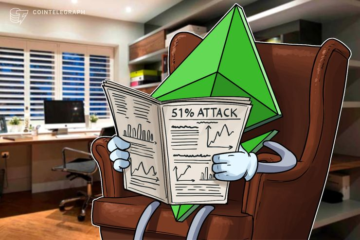 Ethereum Classic 51% Attackers Allegedly Returned $100,000 to Crypto Exchange