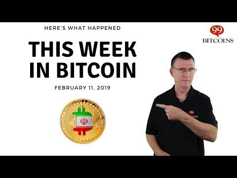 Bitcoin News Summary – February 11, 2019