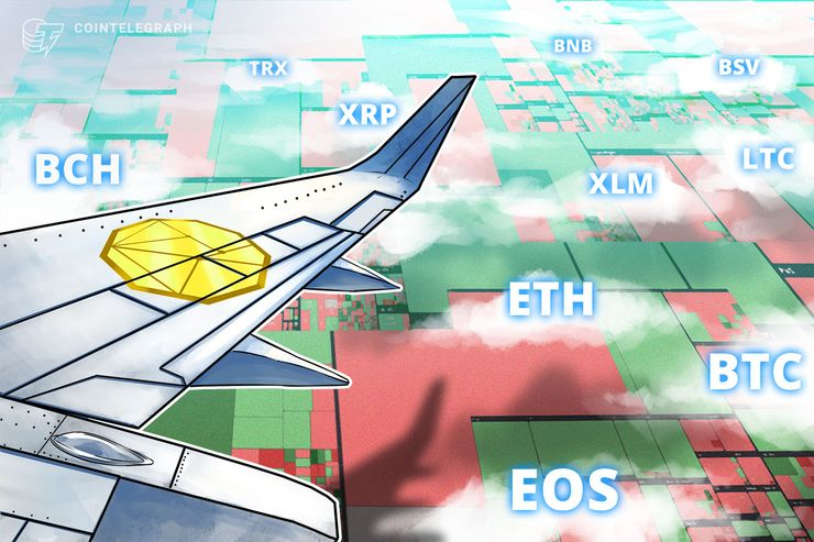 Bitcoin, Ethereum, Ripple, Litecoin, EOS, Bitcoin Cash, TRON, Stellar, Binance Coin, Bitcoin SV: Price Analysis, Feb. 11