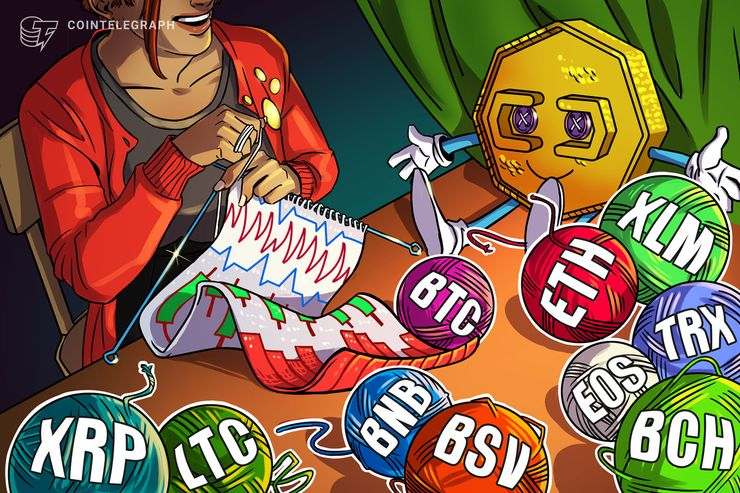 Bitcoin, Ethereum, Ripple, EOS, Litecoin, Bitcoin Cash, Stellar, TRON, Binance Coin, Bitcoin SV: Price Analysis, February 27