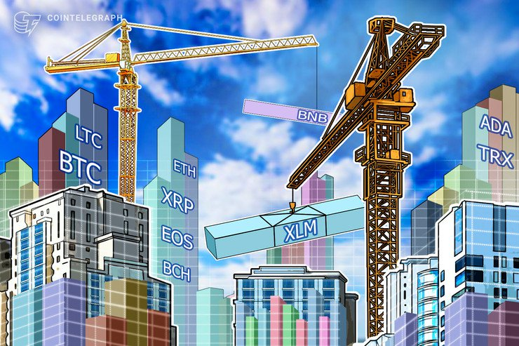 Bitcoin, Ethereum, Ripple, Litecoin, Bitcoin Cash, EOS, Binance Coin, Stellar, Cardano, TRON: Price Analysis April 8