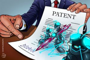 Blockchain Patent Granted to Cybersecurity Company Owned by U.S. Defense Contractor