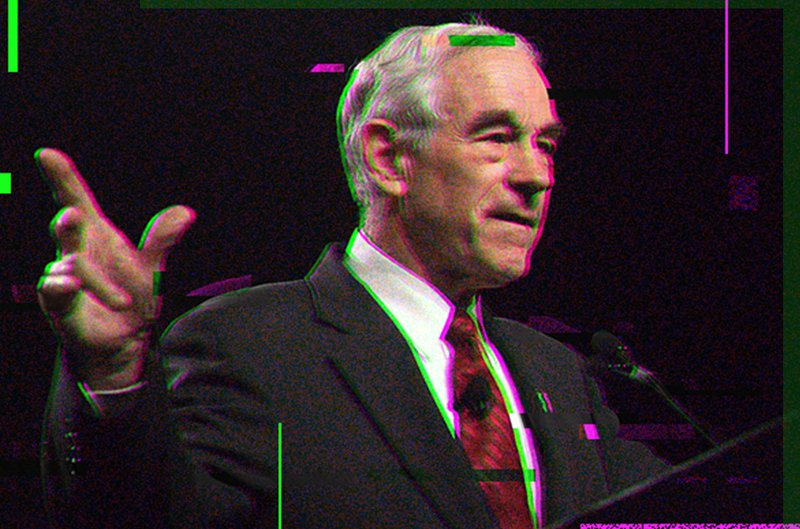 'The Dollar Is Going to Self Destruct': Talking Bitcoin With Ron Paul