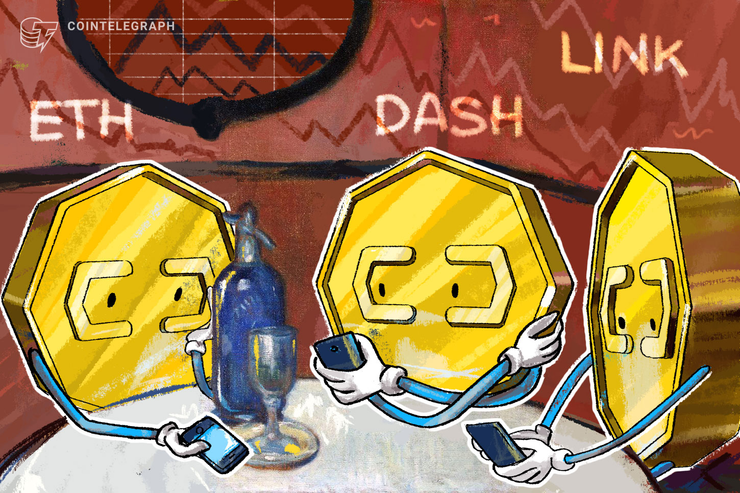 DASH, ETH, LINK: Top-3 Crypto Losers of the Week — Price Analysis